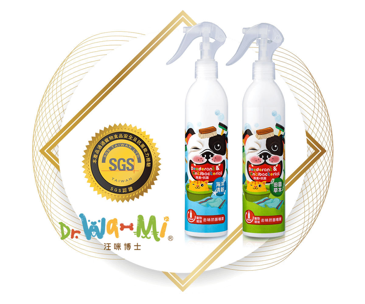 Dr.Wa-Mi Environment antibacterial deodorant spray